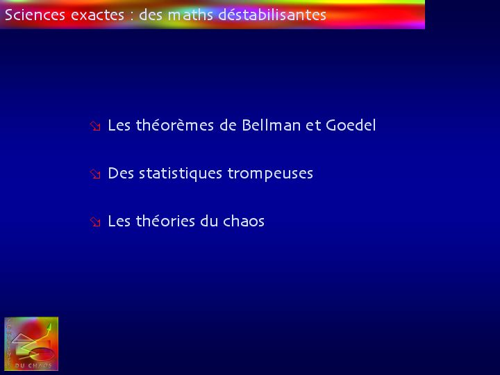 Maths déstabilisantes